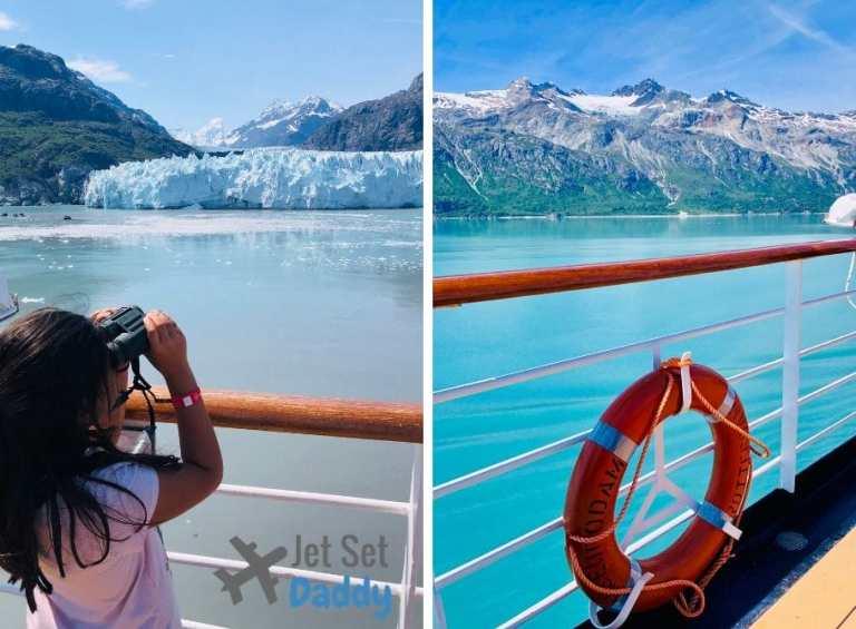 glacier bay alaska trips