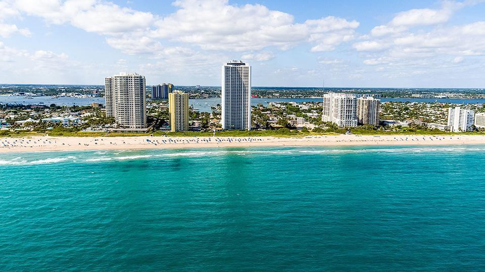 The Palm Beaches, Florida