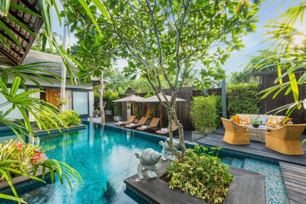 Anantara Mai Khao Phuket Villas - Two Bedroom Royal Villa by Jim Thompson