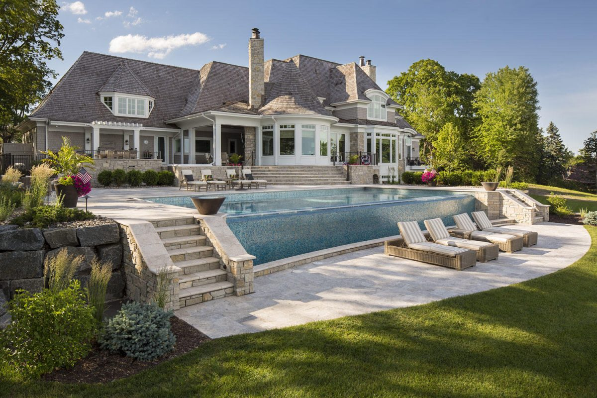 Luxury Landscapes: The Latest Design Trends for a Next ... on Luxury Backyard Design  id=67820