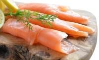 Wild Sockeye Smoked Salmon Pre-Sliced 1 lbs