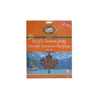 Wild Pacific Canadian Salmon Jerky (Maple)