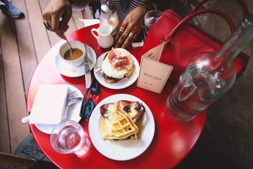 KO-Buvette Cafe-Parisian in New York