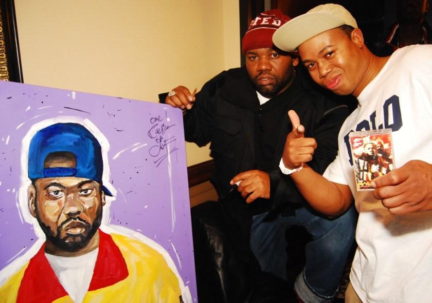 Artist TTK & Raekwon-Jetsetterproblems.com