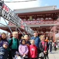 Japan:  Tokyo – Full days and family fun