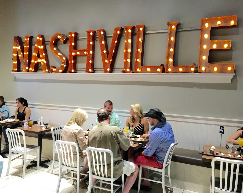 Jet-setting Spirit's Nashville City Guide