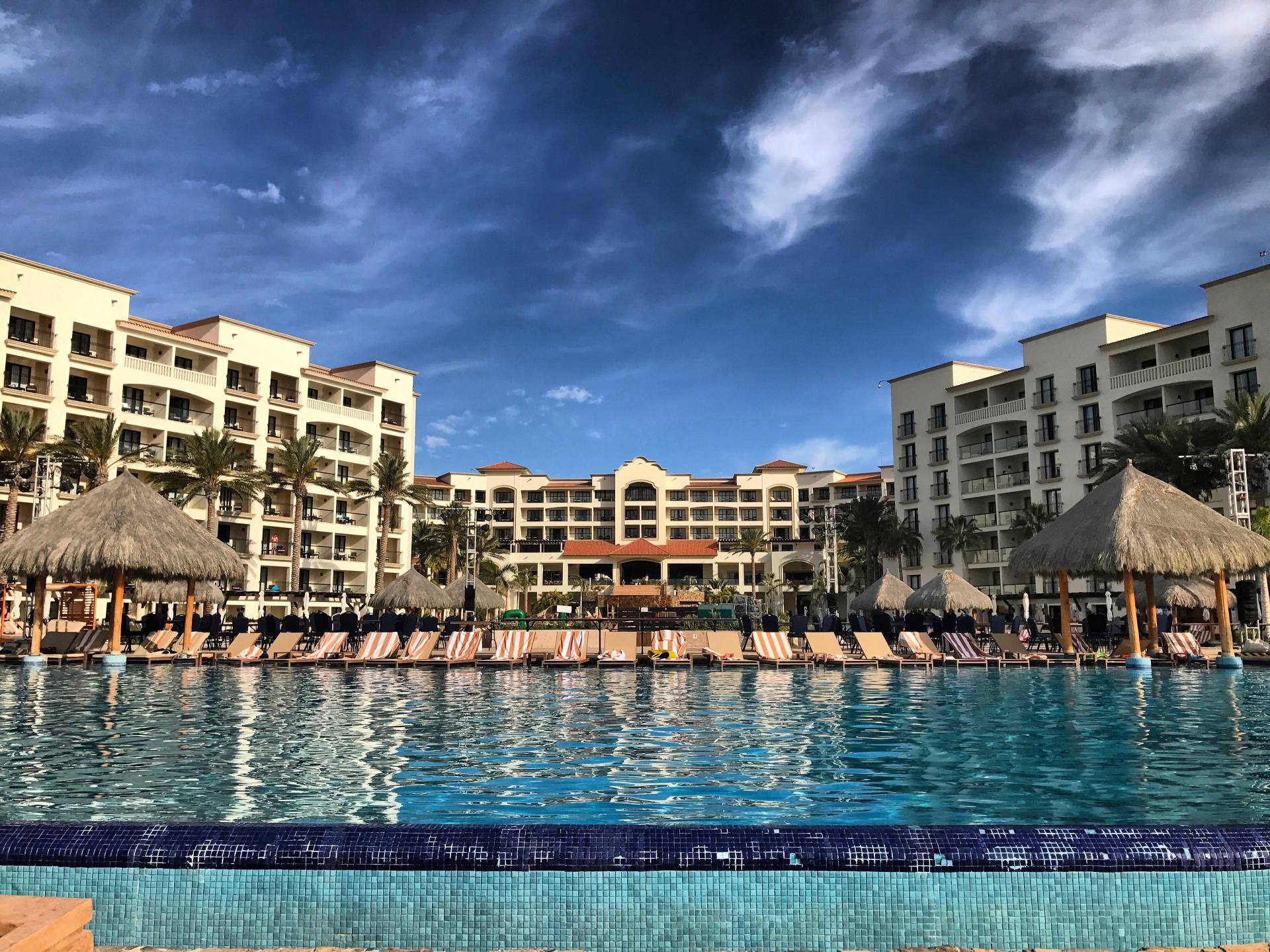 Hotel Review Hyatt Ziva Los Cabos Jet Setting Spirit