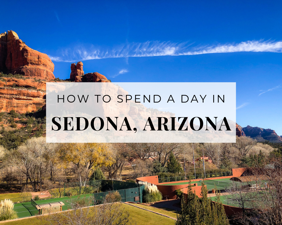A Day in Sedona