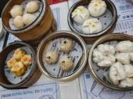 Dim sum from Dimdimsum in Wan Chai