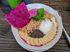 Smothie-bowl, Bali, Indonesia