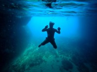 Blue Cave, Montenegro