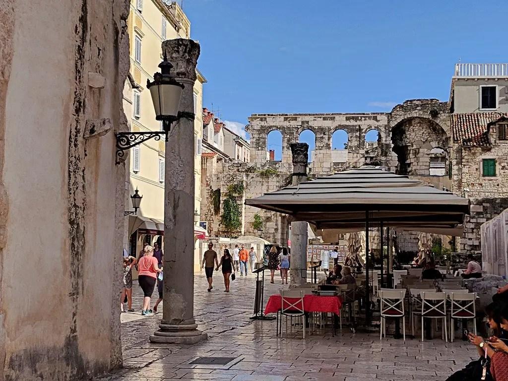 Guide to Croatia: Split