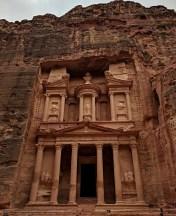 Petra-Treasury, Jordan