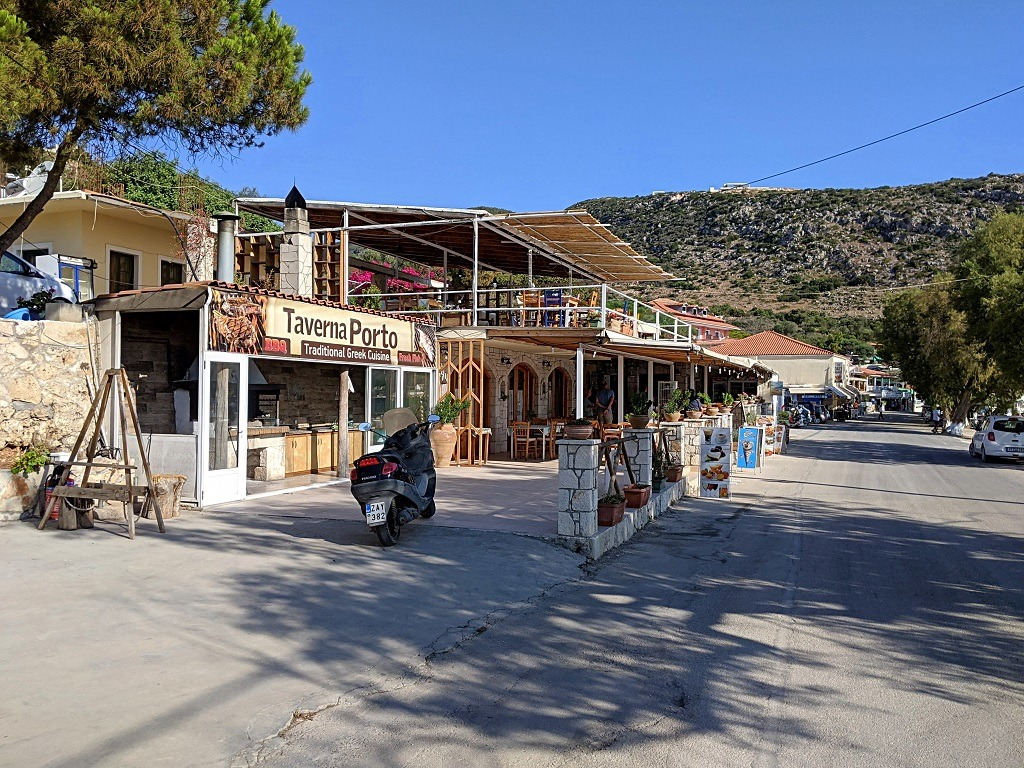 Guide To Agios Nikolaos (Zakynthos, Greece): Taverna Porto