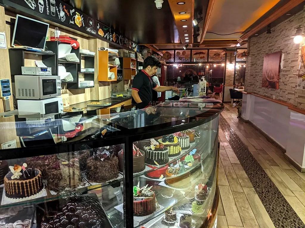 Where To Eat In Kas: Nur Pastaneleri Kaş Bayii