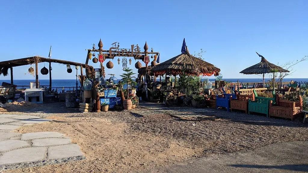 Review: Farsha Cafe, Sharm El Sheikh