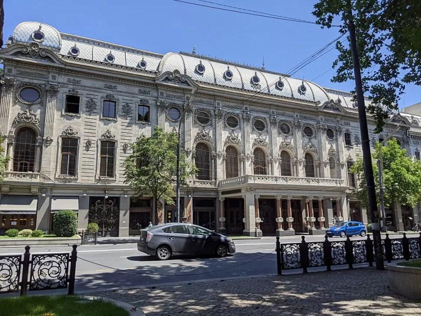 Guide to Tbilisi: Explore Shota Rustaveli Avenue