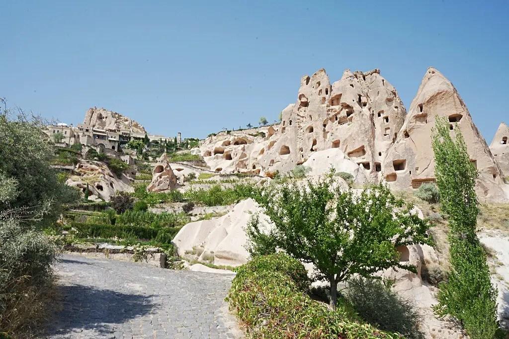 Uchisar city, 10 Things To Do In Cappadocia