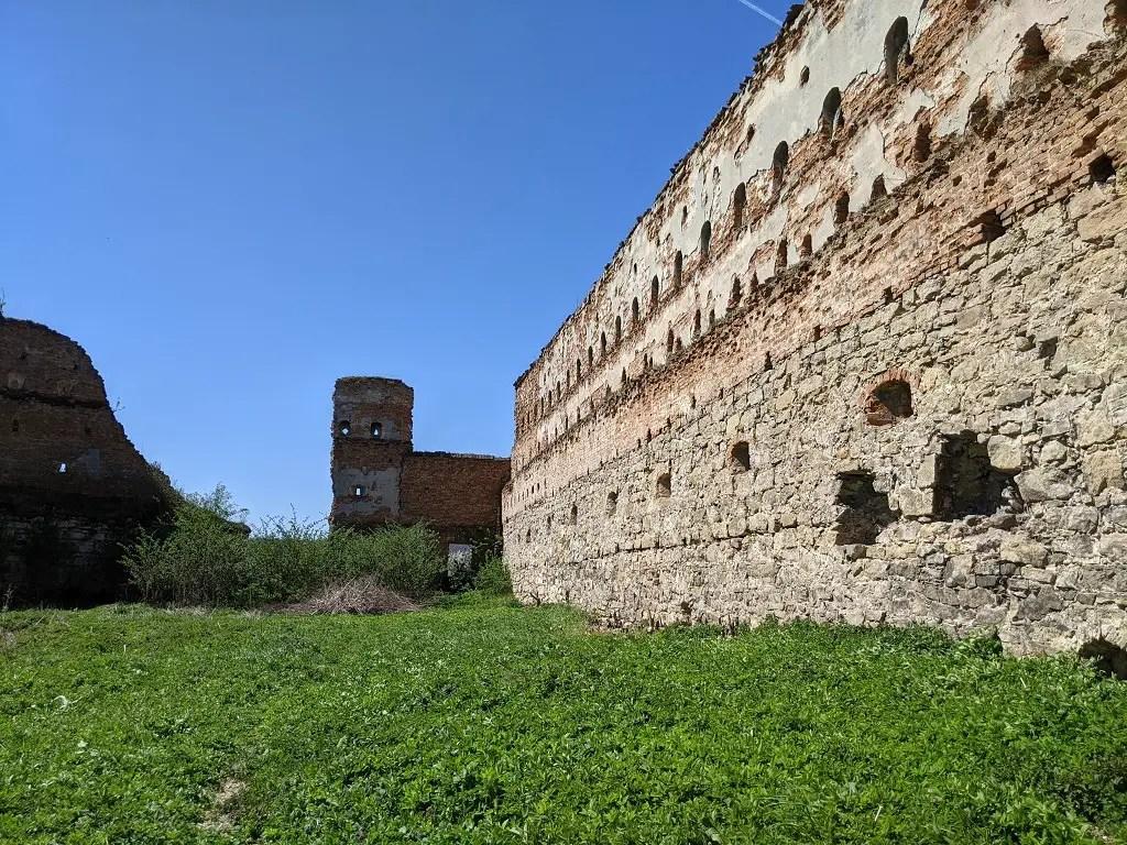 Castle In Stare Selo, Ukraine