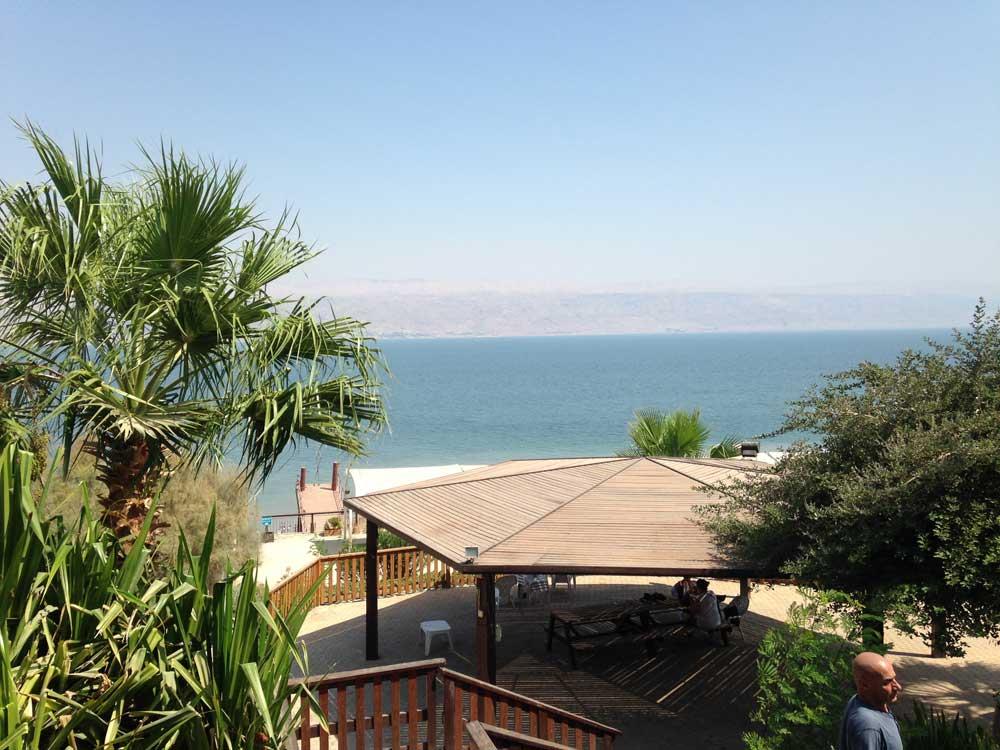 Dead Sea, Gazebo