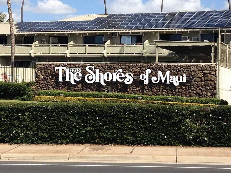 Maui, sign