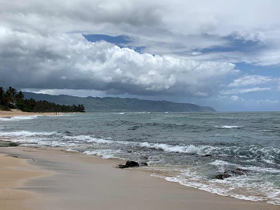 Cool beach
