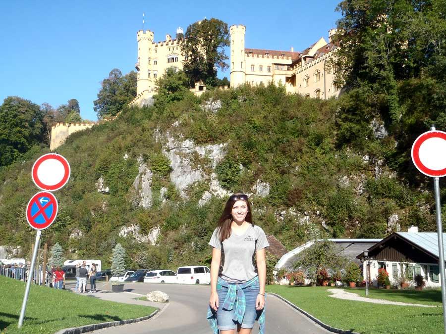 Gaudy castles
