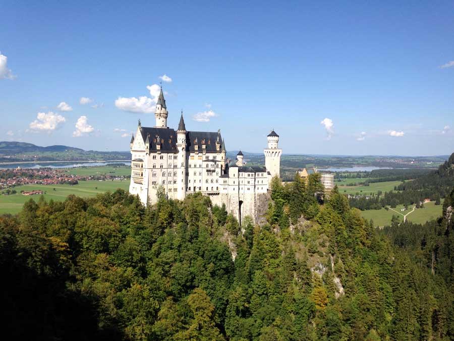 Castle on Germany