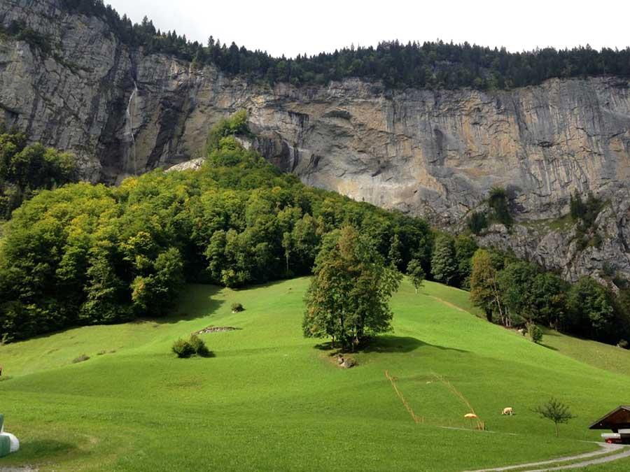Switzerland country side
