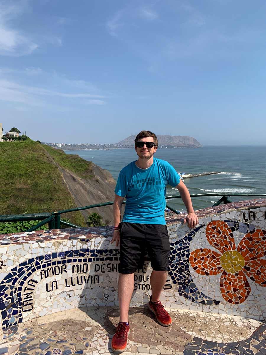 Lima's love park