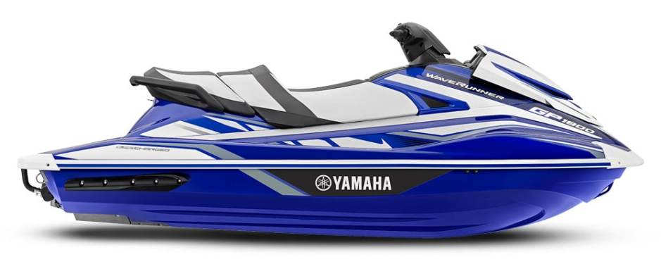 Yamaha GP1800 Top Speed