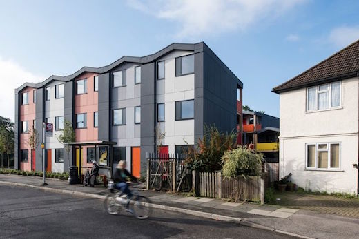 The Apartment Complex Is Located In Mitcham Area Which Southwest London It Consists Of 36 One Bed Studios Each Measuring 280 Sq Ft 26 M