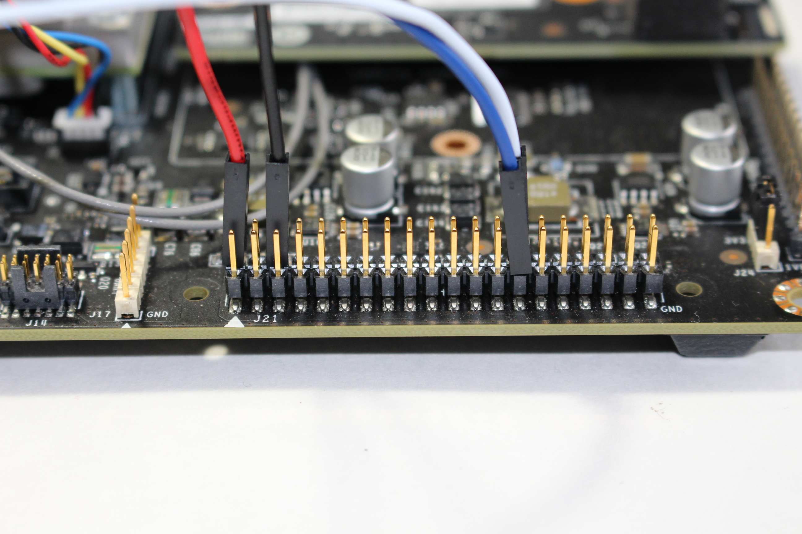 I2C Connection for Jetson TX1