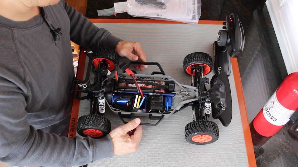 Traxxas Rally Chassis