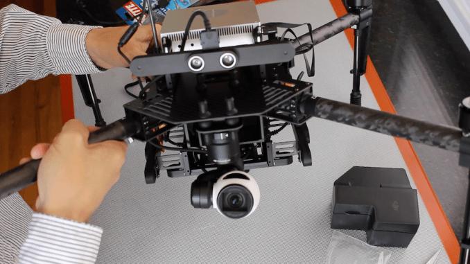 Zenmuse X3 Camera