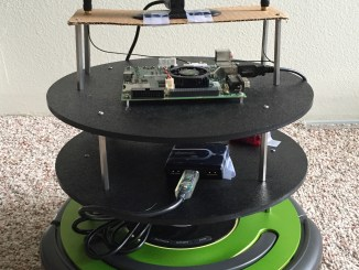 Viraj Padte's JetsonBot