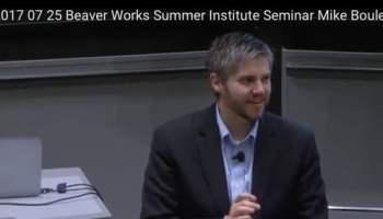Mike Boulet @ BWSI Seminar