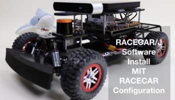 RACECAR/J Software Install