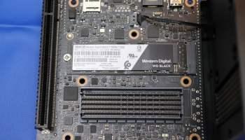 Xavier SSD Installed