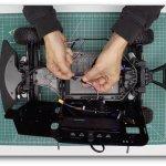 Attach Steering Servo to ESC