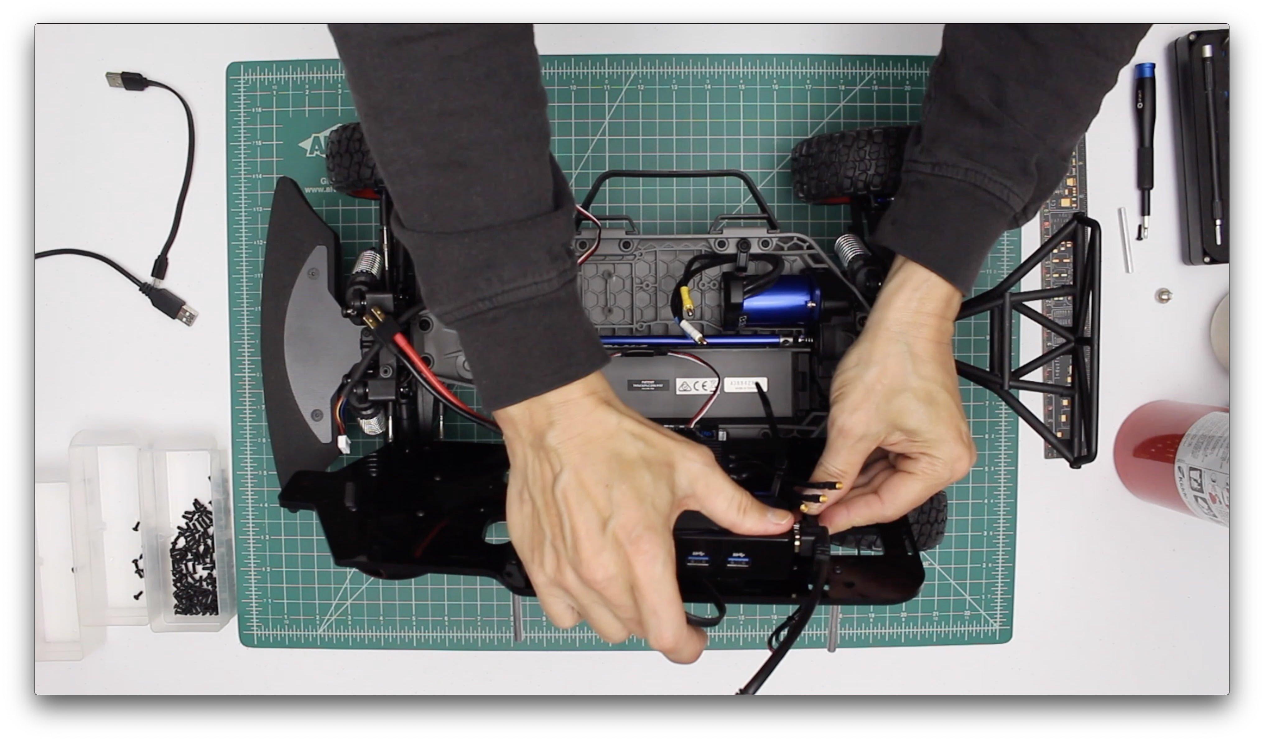 USB Hub Power Cable