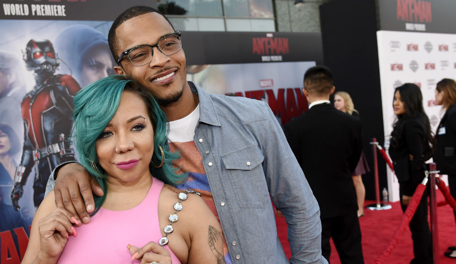 Image result for ti and tameka harris 2017