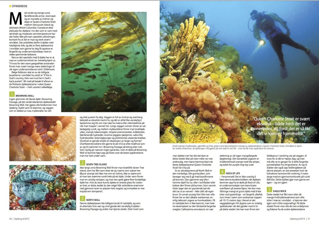 Norway's Dykking Magazine 2