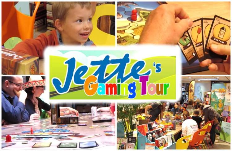 Jette's Gaming Tour