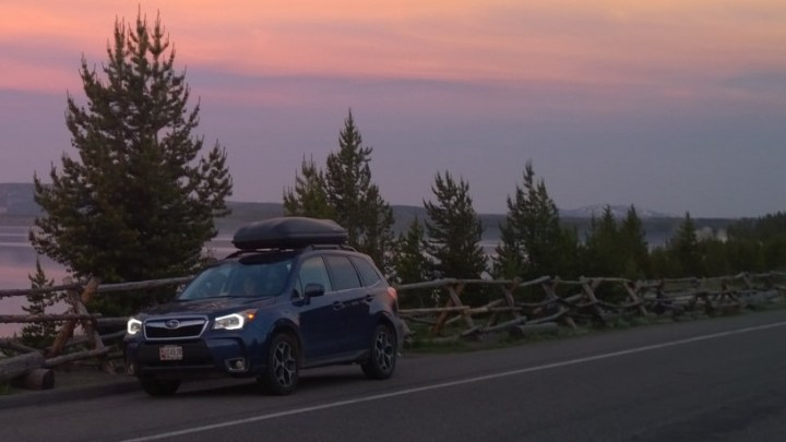 Across the USA in a Subaru Forester XT