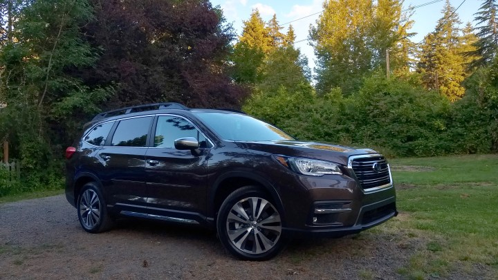 Our New Subaru Ascent