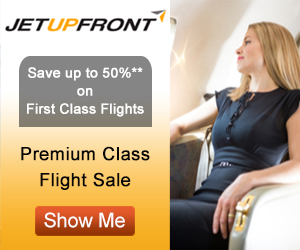 Save Up To 50% - Upgrade to Business & First Class Flights.