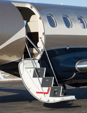 Phenom 300 Air Stair Entry Door