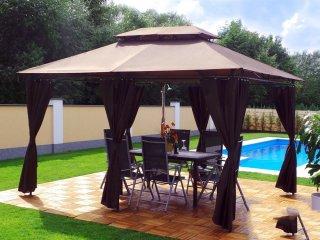 Garten Pavillon 3x4m