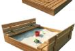 Sandkasten selber bauen im Test & Vergleich